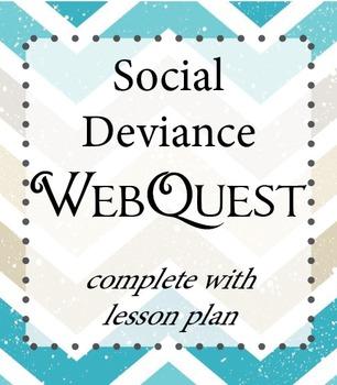 Sociology WebQuest