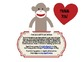 Sock Monkey Behavior Chart