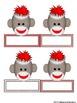 Sock Monkey Classroom Management