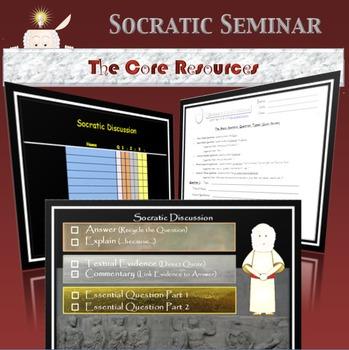 Socratic Seminar: The Core Resources