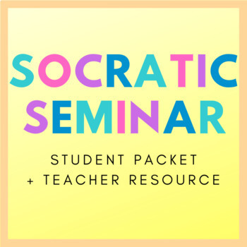 Socratic Seminar Helpful Documents