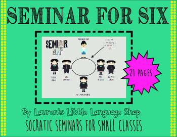Socratic Seminar for Small Classes