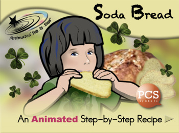 Soda Bread - Animated Step-by-Step Recipe PCS