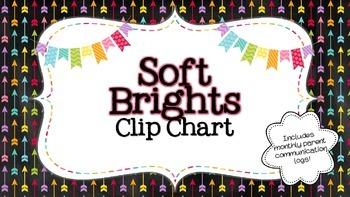 Soft Brights: Clip Chart