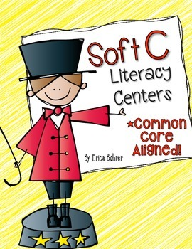 Soft C Literacy Centers