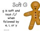 Soft g Phonics Board Game, Sort, and VCCV Syllable Division