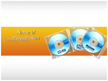 Software PPT Template
