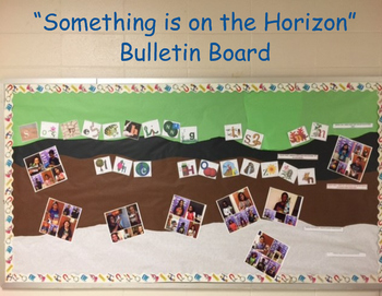 Soil Horizon Project and Bulletin Board Printables