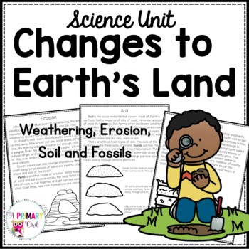 Soil and Fossils- 3rd Grade Georgia Science Unit: Changes