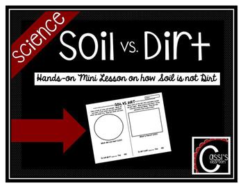 Soil vs. Dirt