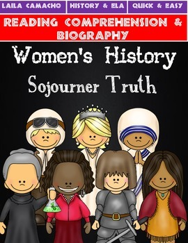 Women's History Month: Sojourner Truth