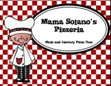 Solano's Pizzeria Pizza Unit