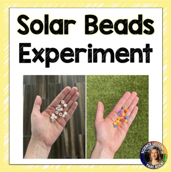 Solar Beads Experiment