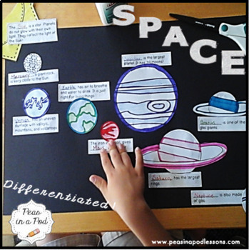 Solar System Craft Projects