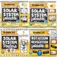 Solar System Bundle-Interactive Science notebook pages and