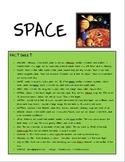 Solar System Fact Sheet
