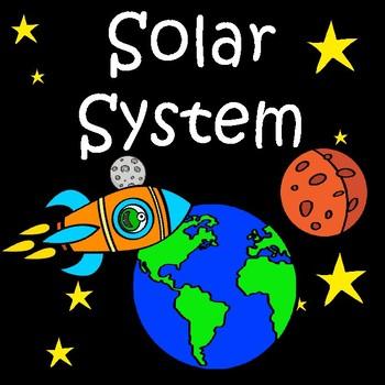 Solar System: First Grade