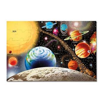 Solar System Floor Puzzle | Solar System Activity | Scienc