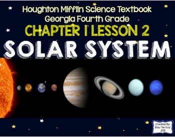 Solar System (Houghton Mifflin 4th Grade Science Chapter 1