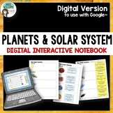Solar System - Google Drive / Google Classroom