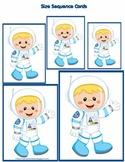 Solar System Preschool Pack
