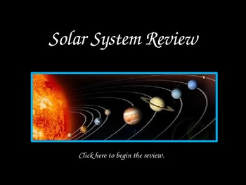 Solar System Review