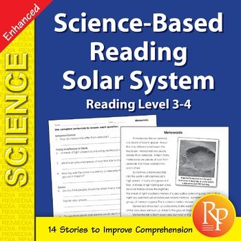 Solar System: Science-Based Reading - Enhanced