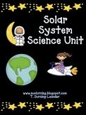 Solar System Science Unit K-3