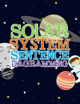 Solar System Sentence Diagramming Worksheet