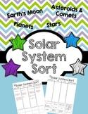 Solar System Sort