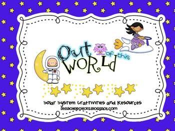 Solar System Unit Resources