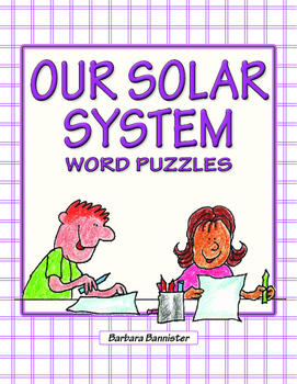 Solar System Word Puzzles FREEBIE