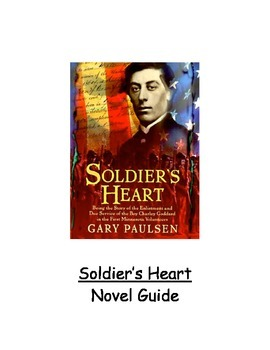 Soldier's Heart Vocabulary and Comprehension Questions