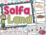 Solfa Land - A Game for Practicing Solfege - Hand signs an