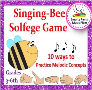 Solfa {Ready, Set, Sing}