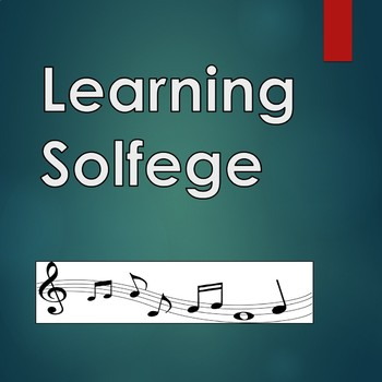 Solfege Check Your Knowledge Assessment