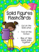 Solid Figures Flashcards. Shapes. Polygons. Cubes. Spheres