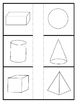 Solid Figures. Flip Flap Book. Shapes. Foldable Interactiv