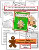 Read Aloud - Gingerbread Freebie