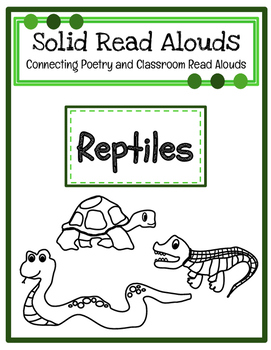 Read Aloud - Reptiles