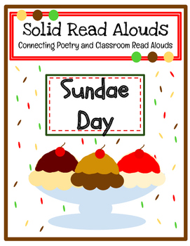 Read Aloud - Sundae Day