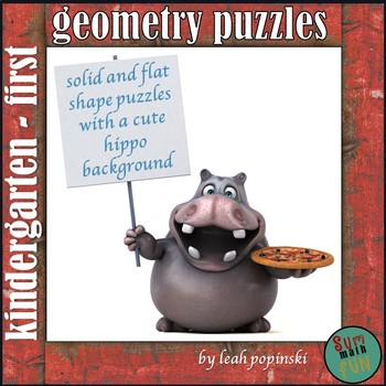 Geometry Shape Puzzle Center