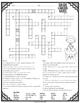 Solids Liquids Gases Crossword