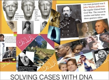 Solving Cases Using DNA ~ Criminal Law Paternity Historica