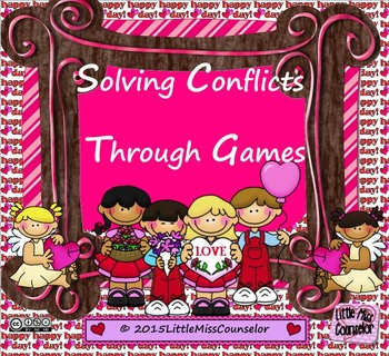 Solving Conflicts Through Games:  A SMARTboard Lesson on S