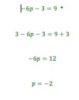 Solving Equations Order Sort