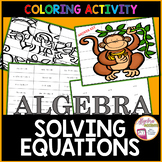 Solving Equations: Two-Step, Multi-Step, Variables on Both
