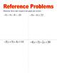 Solving & Graphing Inequalities Graphic Organizer