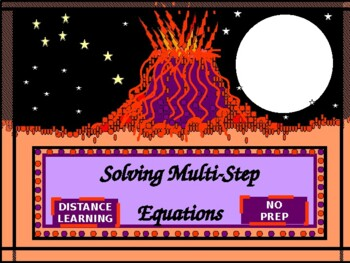 Solving Multi-Step Equations in Algebra