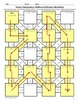 Solving One-Step Addition/Subtraction Equations Maze + Bon